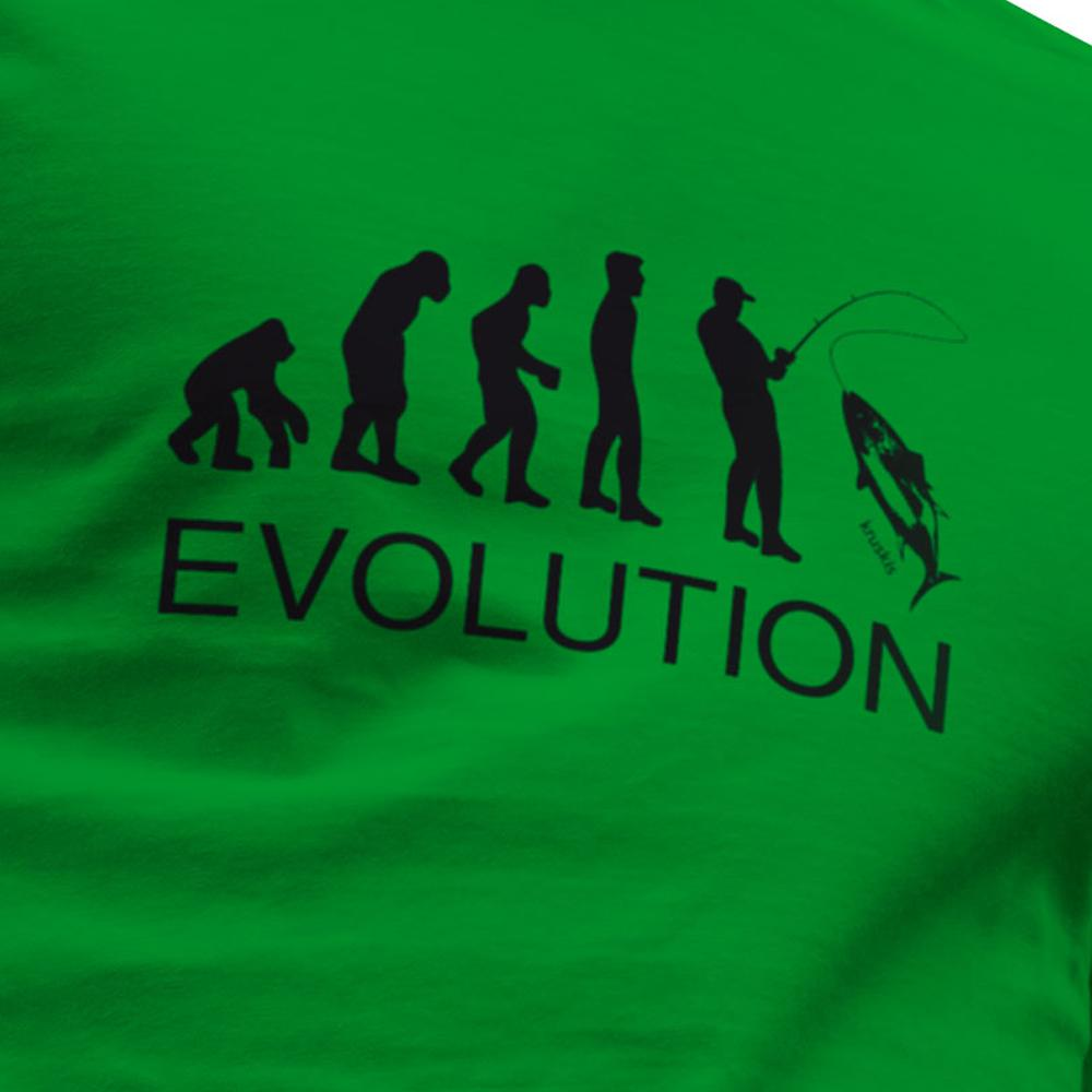 Evolution By Anglers from kruskis
