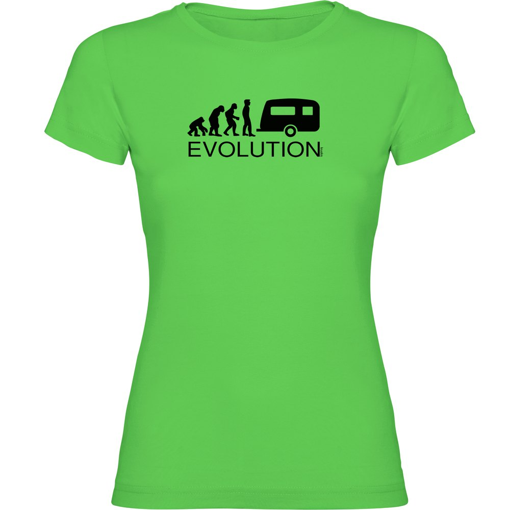 T-Shirts Evolution Caravanning from Kruskis