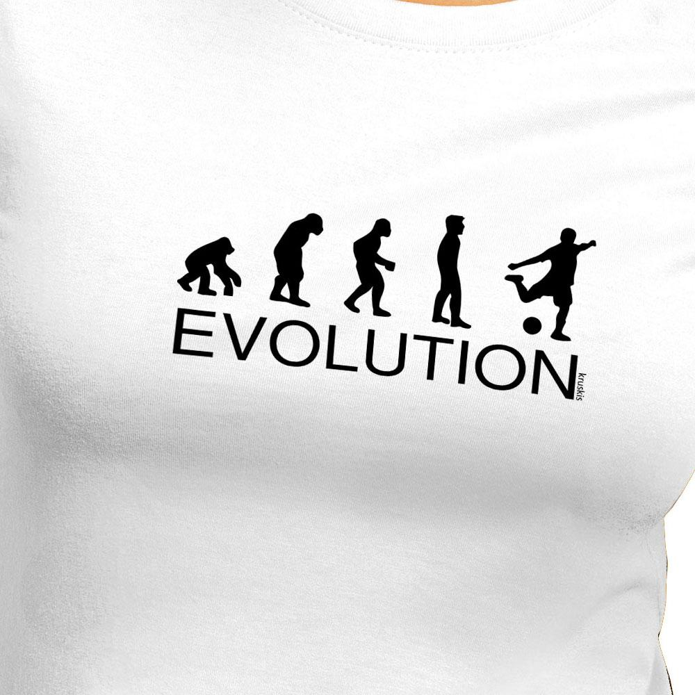 T-Shirts Evolution Goal from Kruskis