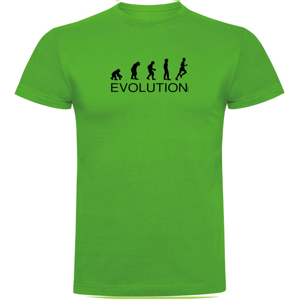T-Shirts Evolution Running from Kruskis