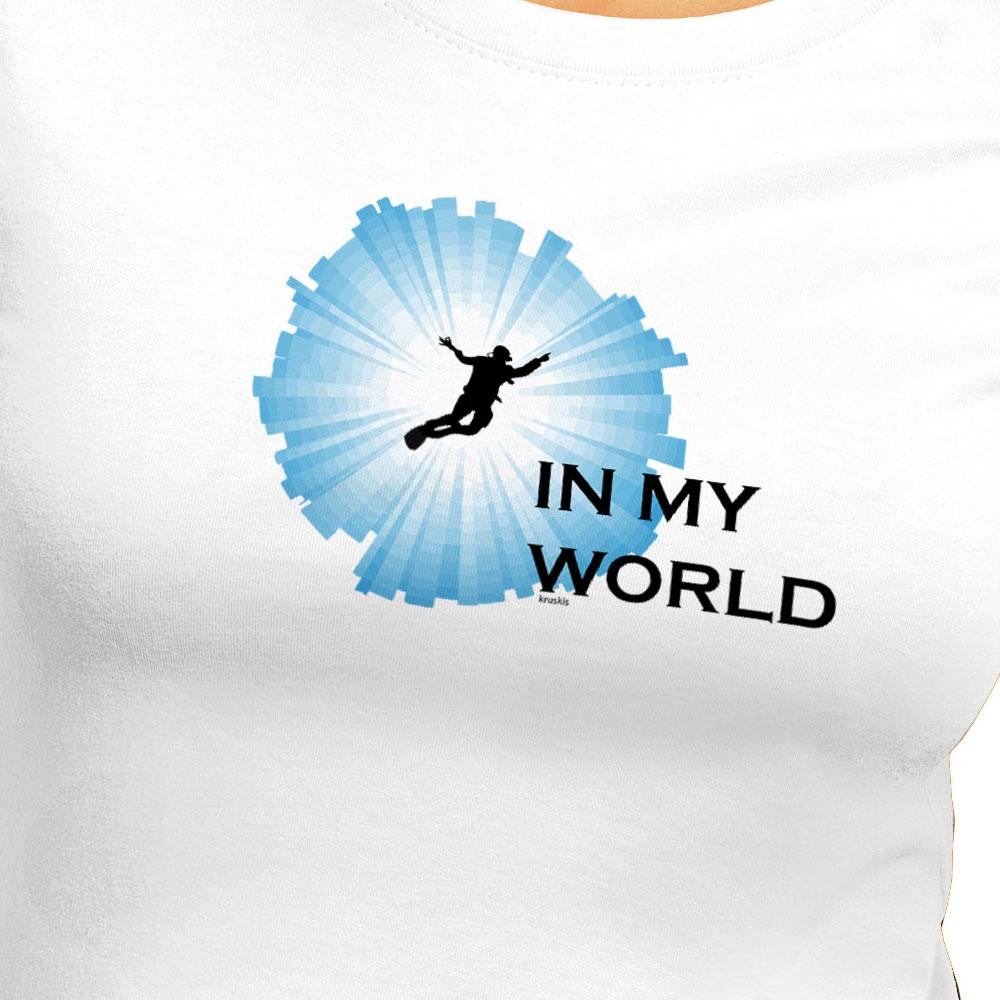 T-Shirts In My World from Kruskis