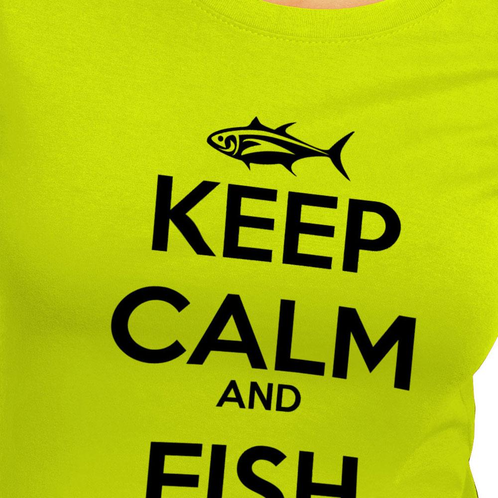 Keep Calm And Fish from kruskis