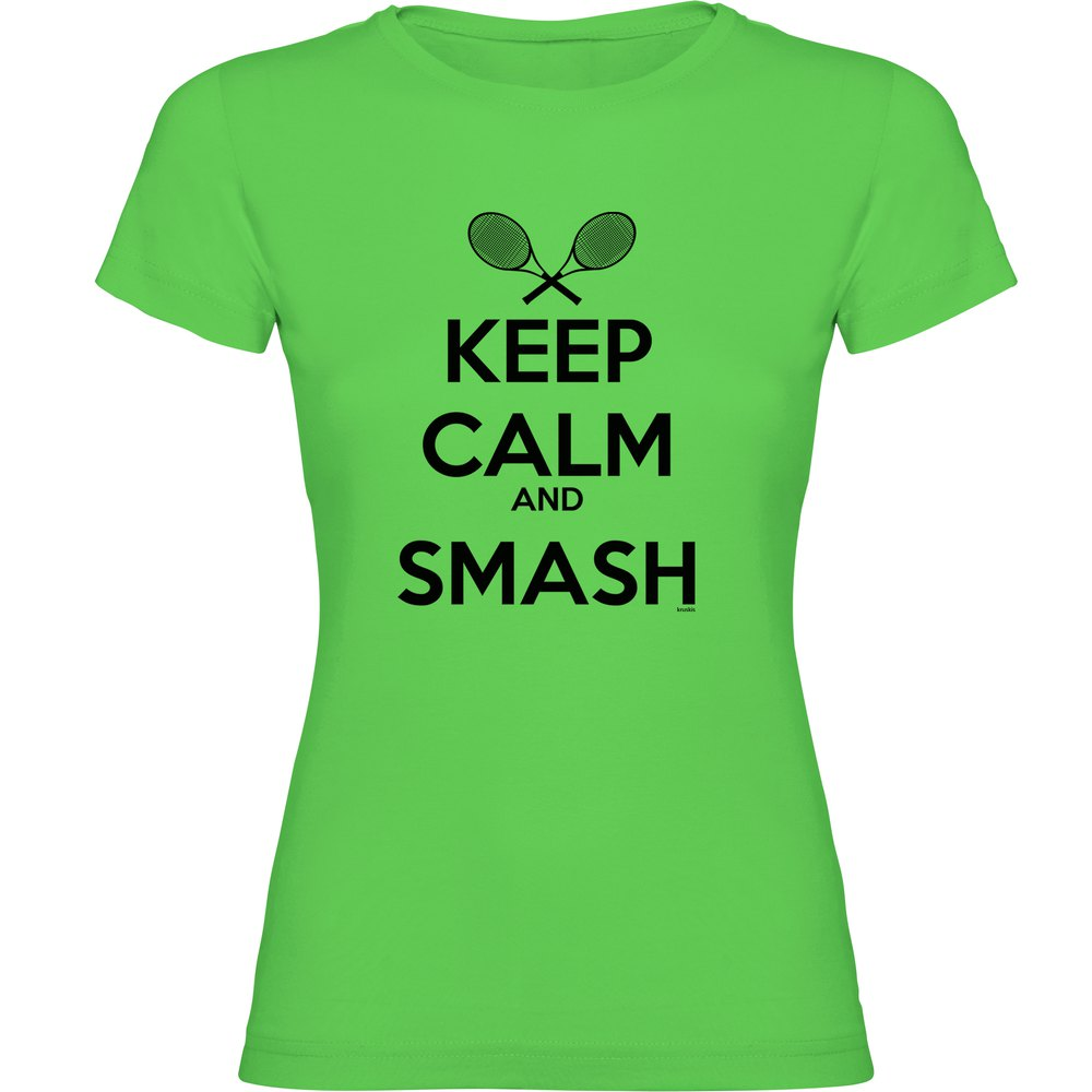 T-Shirts Keep Calm And Smash from Kruskis