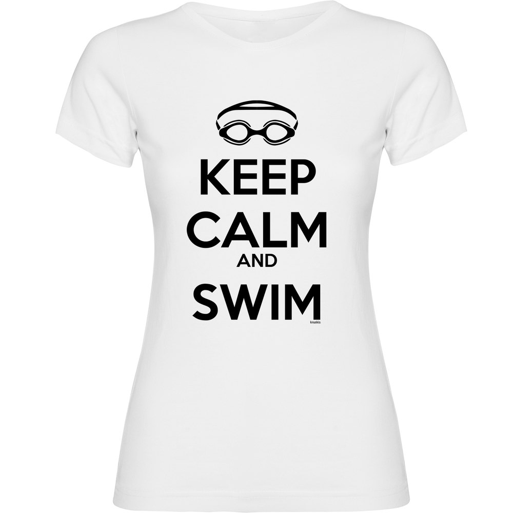 T-Shirts Keep Calm And Swim from Kruskis