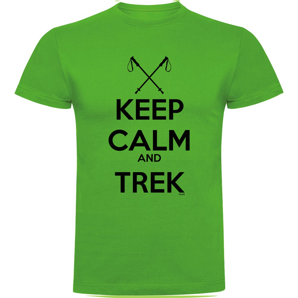 T-Shirts Keep Calm And Trek from Kruskis