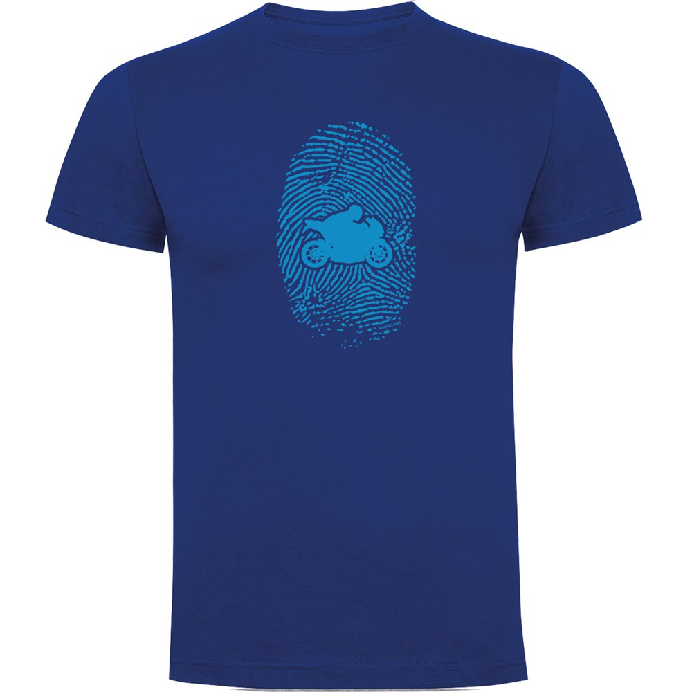 T-Shirts Motorbiker Fingerprint from Kruskis