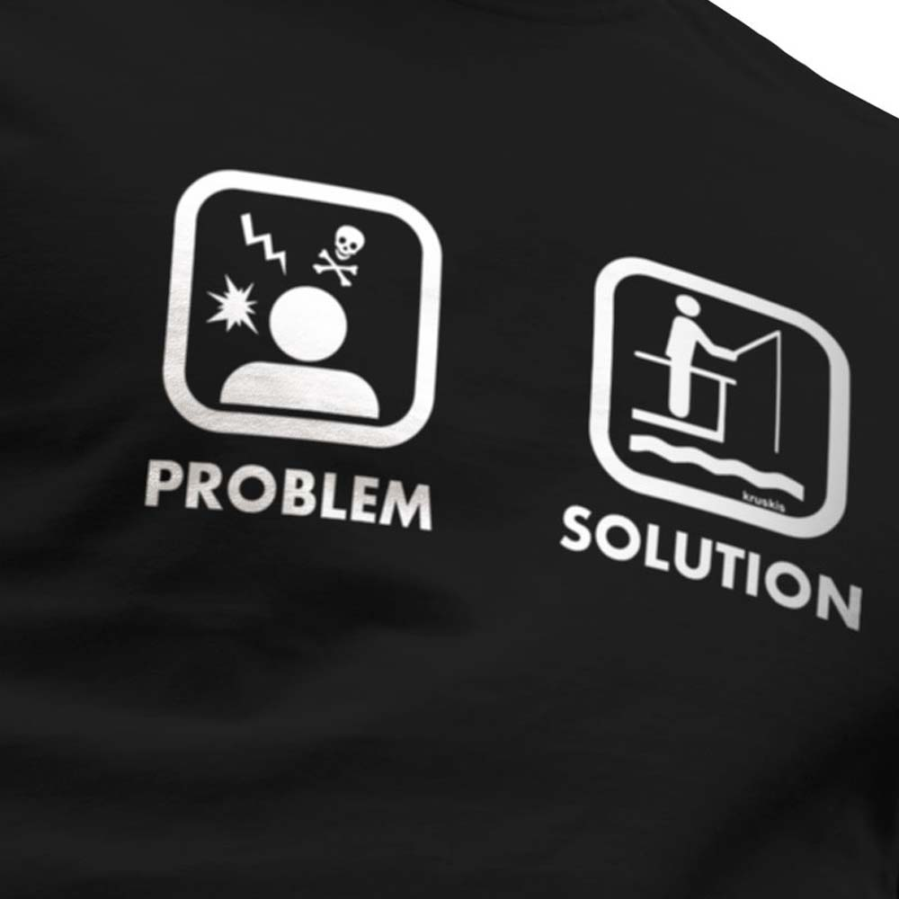 Problem Solution Fish from kruskis