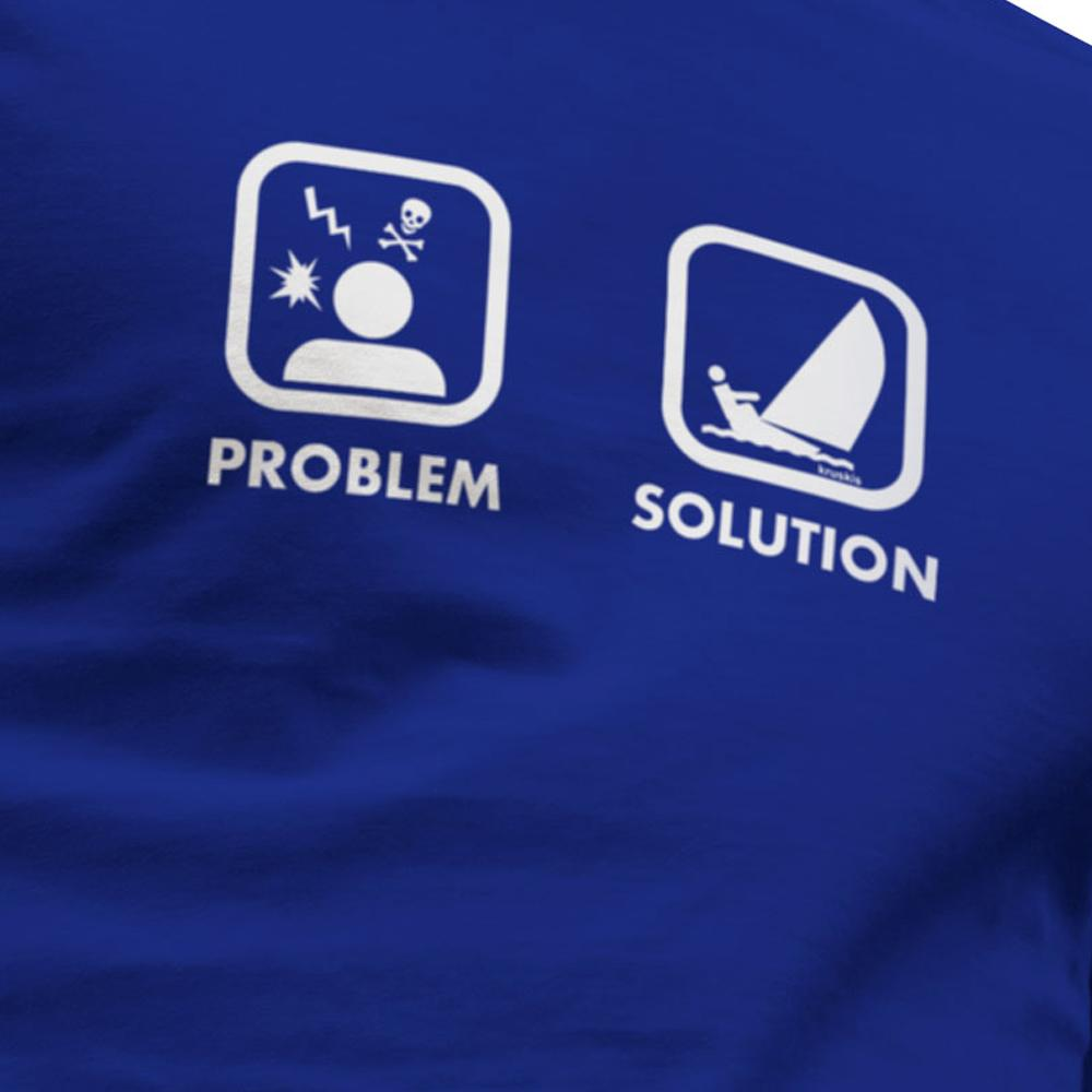 Problem Solution Sail from kruskis