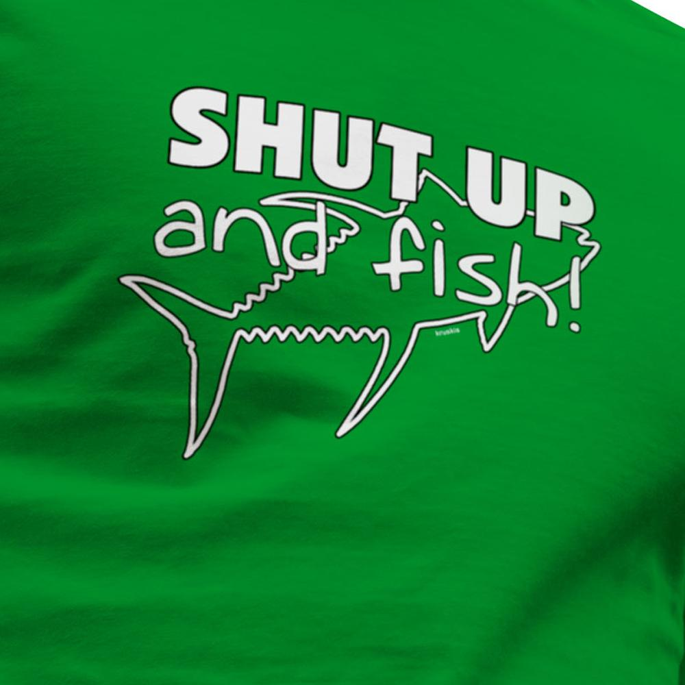 Shut Up And Fish from kruskis