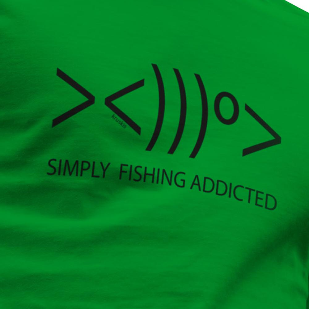 Simply Fishing Addicted from kruskis