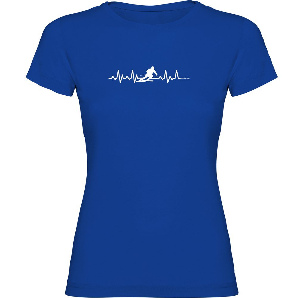 T-Shirts Skiing Heartbeat from Kruskis