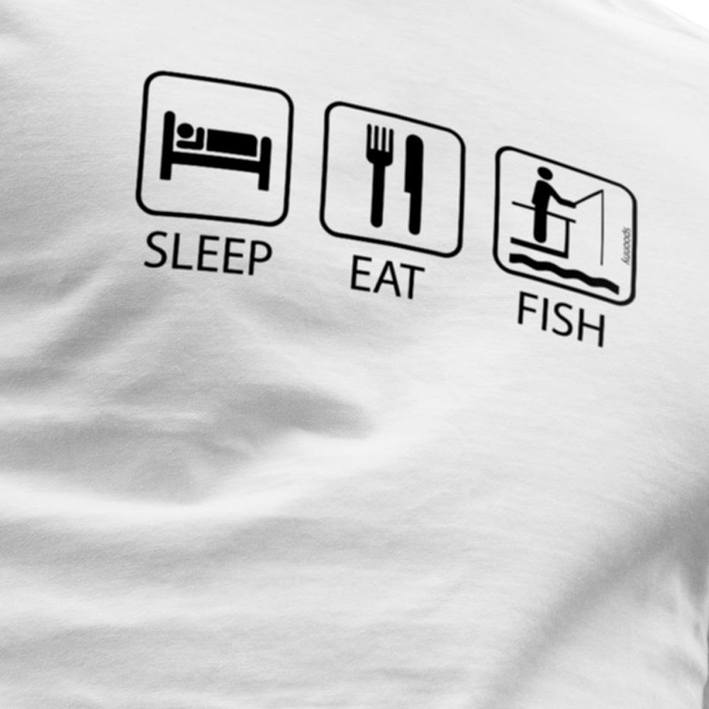 Sleep Eat And Fish from kruskis