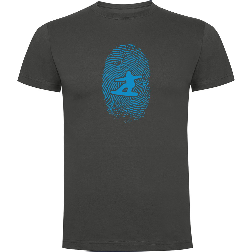 T-Shirts Snowboarder Fingerprint from Kruskis