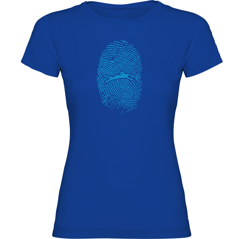 T-Shirts Swimmer Fingerprint from Kruskis