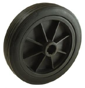 leisure MART LMX448 Replacemnet Jockey Wheel, Supplied in Black from leisure MART