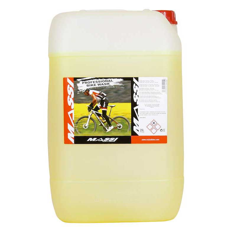 Lubricants and cleaners Super Bio-bike Cleaner Metal 25l from Massi