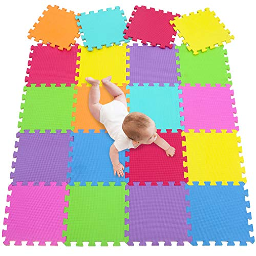 Activity & Gear Mother & Kids Energetic 36 Pcs Per Set New Eva Childrens Puzzle Mat Digital Letter Educational Foam Mat Cold-proof Environmentally Friendly Baby Crawl Special Summer Sale