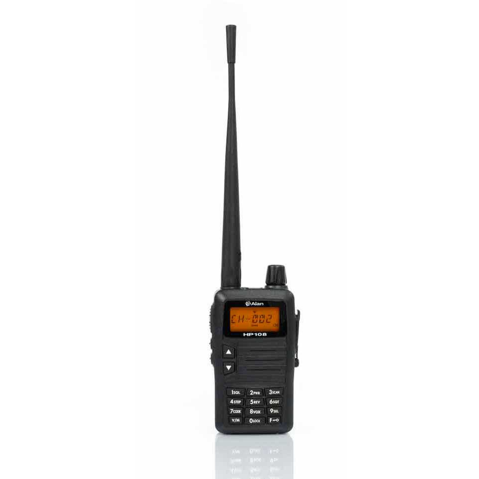 Communication Alan Hp108 Vhf Professional Portable Radio from Midland
