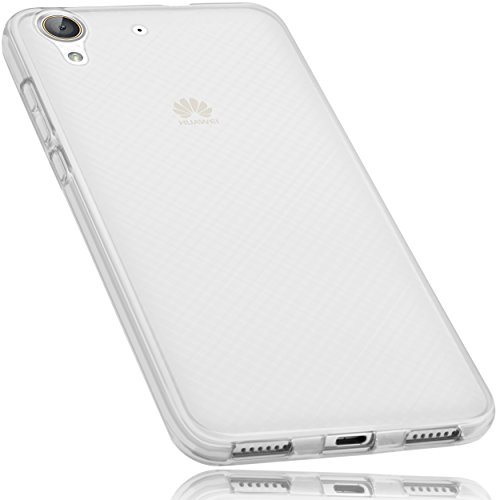 mumbi Protective Cases for Huawei Y-Series transparent white Y6 II from mumbi