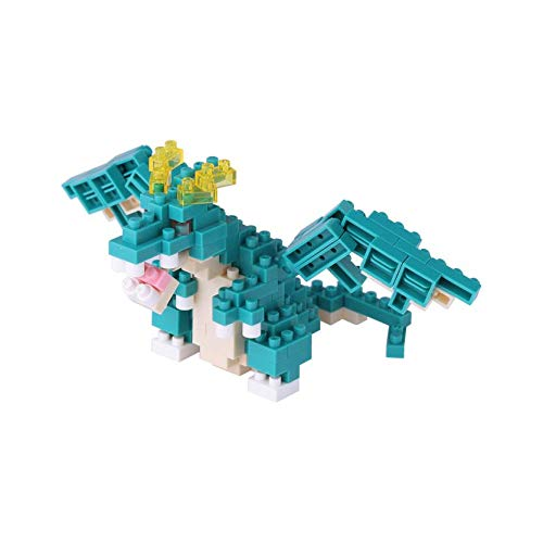 Nanoblock NAN-NBC173 Dragon - Multicolor from nanoblock