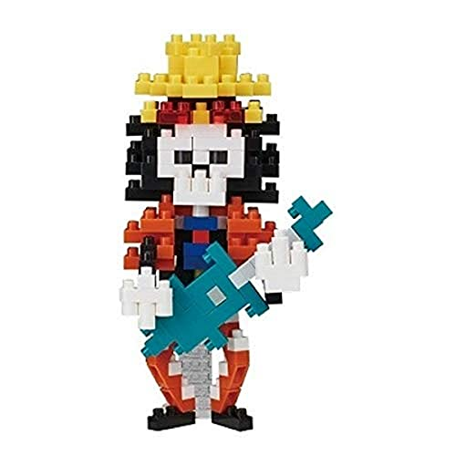 nanoblock NBCC055 Brook Toy, Multi from nanoblock