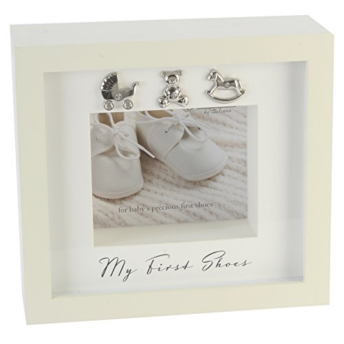 Bambino 'My First Shoes' Keepsake Display Box CG383 from wdd