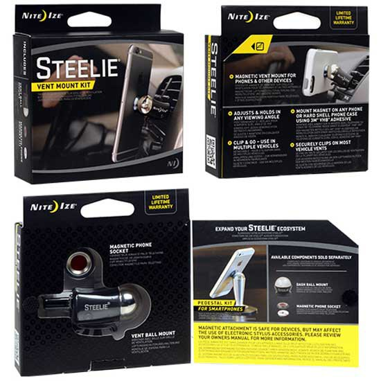 Accessories Steelie Vent Mount Kit from Nite Ize