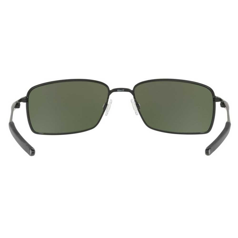Oakley Square Wire Prizm Prizm Black/CAT 3 Polished Black from Oakley