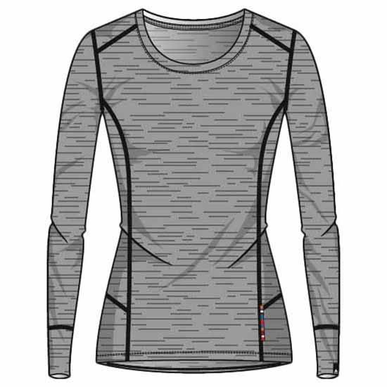 Base layers Natural 100% Merino Warm Suw Top L/s from Odlo