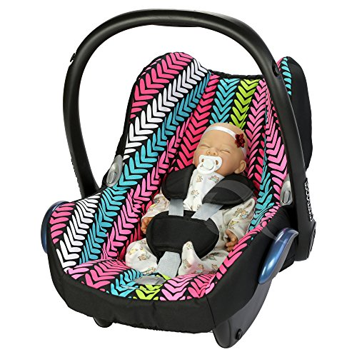 Replacement Cover fits Maxi-Cosi CabrioFix Group 0+ Infant Seat (Pattern 152) from olobaby