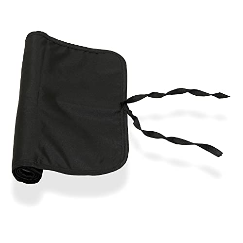 Roll n Go travel baby reversible Changing Mat / Foldable and Lightweight (38/black) from olobaby