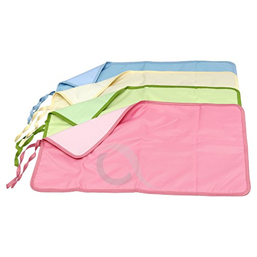 Roll n Go travel baby reversible Changing Mat / Foldable and Lightweight (cream) from olobaby