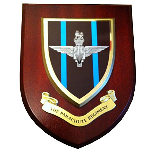 Parachute Regiment Military Regimental Wall Plaque from parachute regiment