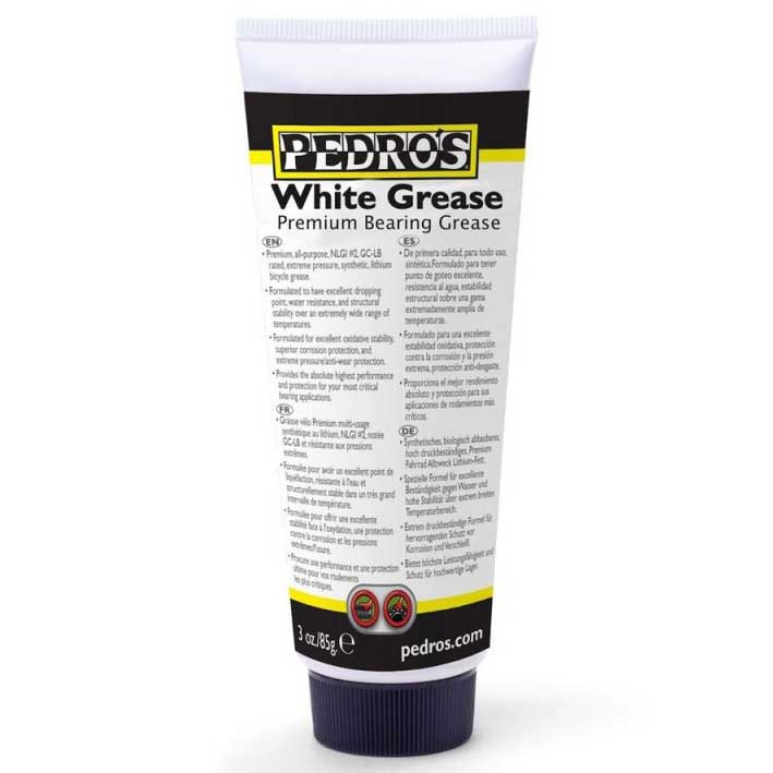 Lubricants and cleaners White Grease 85 Gr from Pedros
