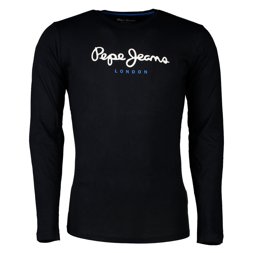 Pepe Jeans Eggo Long L Black from Pepe Jeans