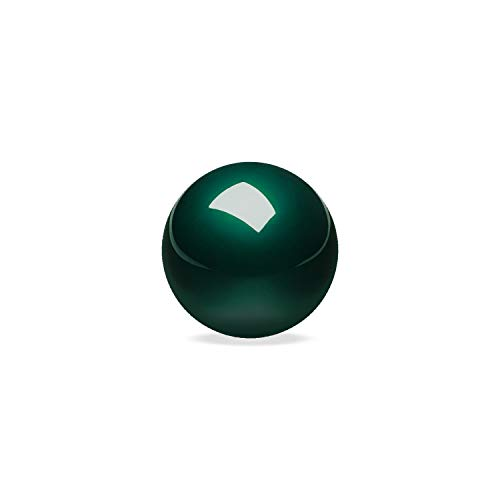 Perixx PERIPRO-303 34 mm Trackball - Glossy Finish - Speed - Green - Compatible with M570 Trackball from perixx