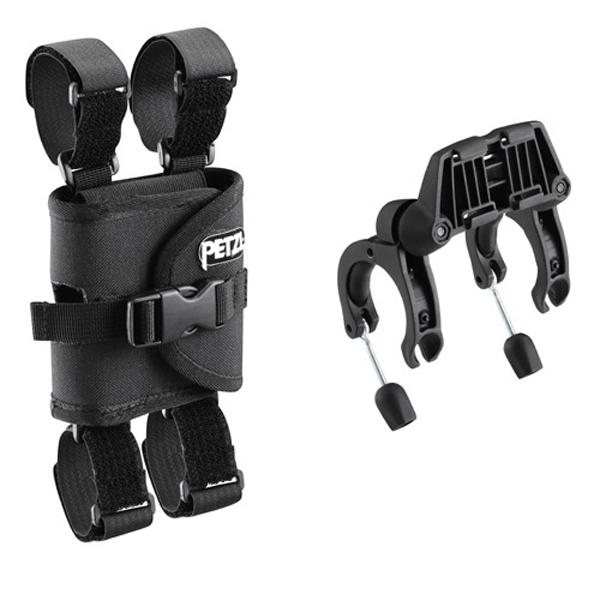 Supports Ultra Adapter For Bike Handlebar from Petzl