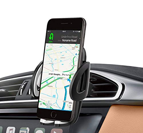 Universal 360° air vent car mobile phone holder for iPhone 8 / iphone x /7 Plus/7/6S Plus/6Plus/iphone 6 /6/5,Samsung Galaxy S8 S7 S6 s5 / Note 8 /5/4/3 HTC, Nokia, LG G6, Huawei, oppo and Other Smartphone Mobile Phone by pjp electronics(R) (air vent) from pjp electronics(R)