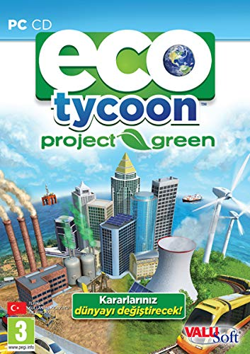 Eco Tycoon (PC CD) from pqube
