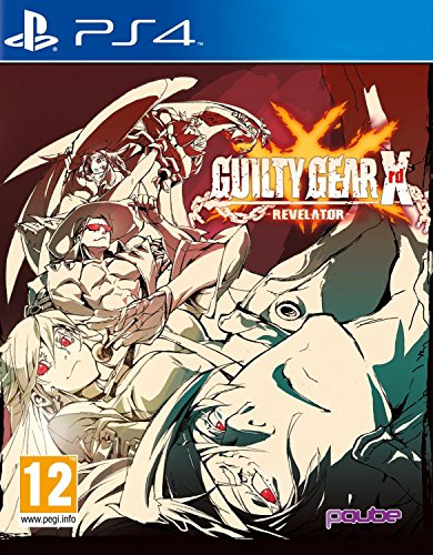 Guilty Gear Xrd - Revelator (PS4) from pqube