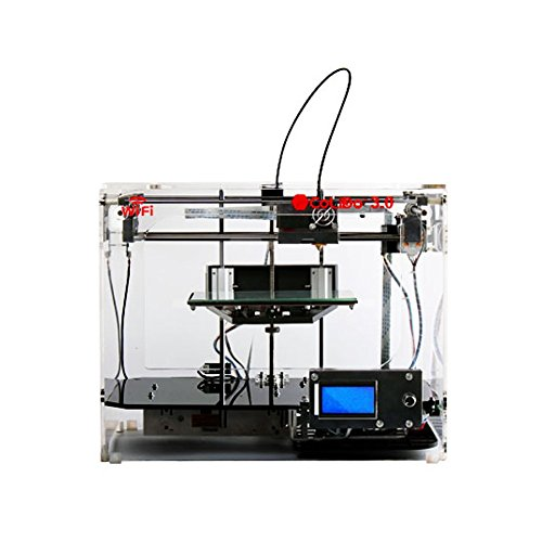 CoLiDo 3.0 WiFi 3D Printer Fully Assembled with Embedded WiFi from Print-Rite