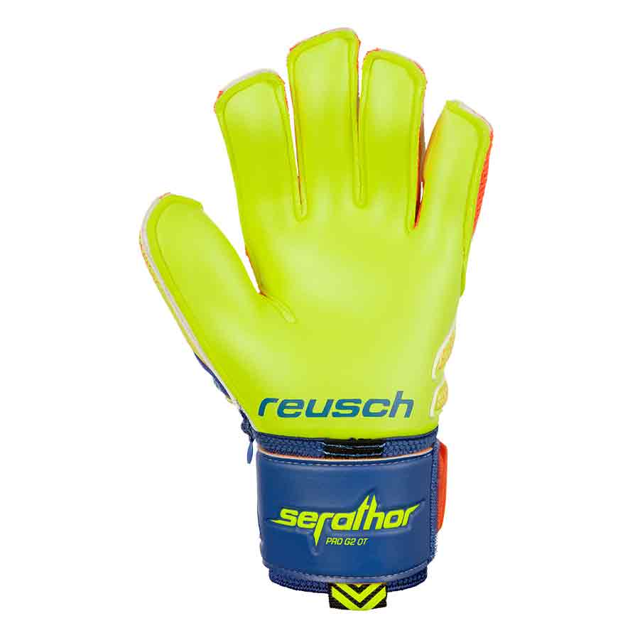 Goalkeeper gloves Serathor Pro G2 Ortho Tec from Reusch
