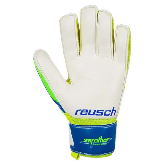 Goalkeeper gloves Serathor Sg Finger Support Junior from Reusch