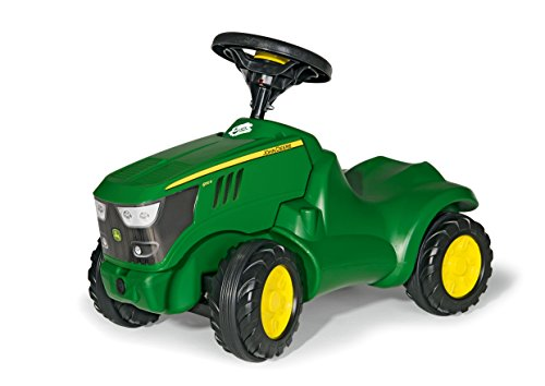 rolly toys S2613207 Franz Cutter John Deere 6150R Minitrac Toy from rolly toys
