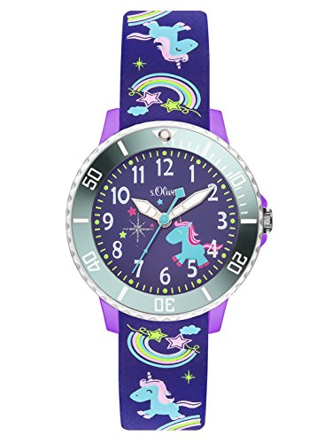 s.Oliver Time - Girls' Watch SO-3434-PQ from s.Oliver Time