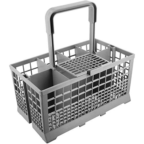 UNIVERSAL Dishwasher Cutlery Basket / Dishwasher Basket - Size height (220mm) x length (240mm) X width (130mm) FITS NEFF MIELE HOOVER AEG SMEG BOSCH SIEMENS ELECTROLUX INDESIT WHIRLPOOL ZANUSSI ETC . from selectric