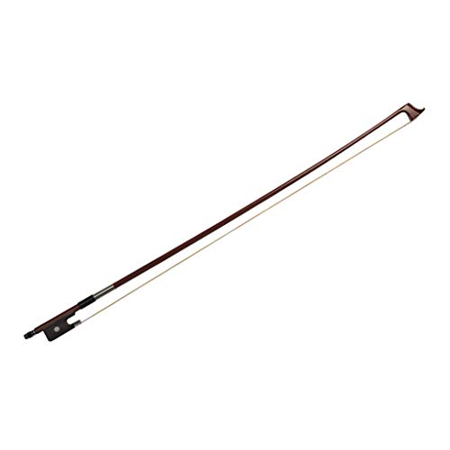 sharprepublic Brazilwood Horse Hair Student Beginner Cello Bow - 4/4 3/4 1/2 1/4 1/8 Size - as described, 1-4 from sharprepublic