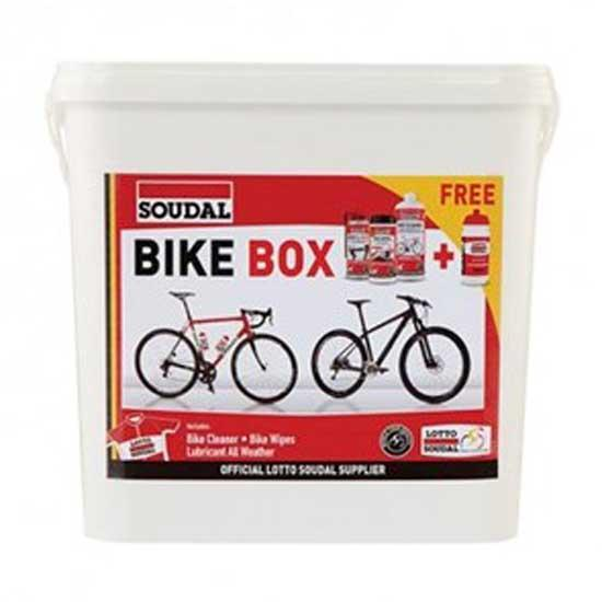 Lubricants and cleaners Cleaning Kit from Soudal
