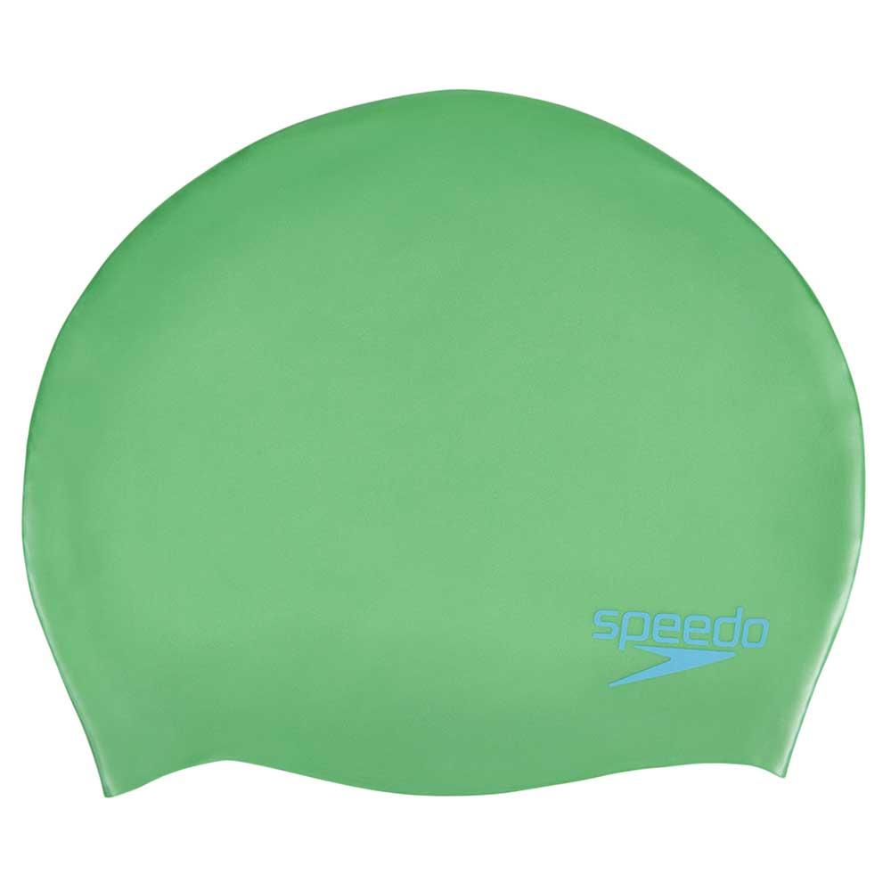 Swimming caps Plain Moulded Silicone Junior from Speedo