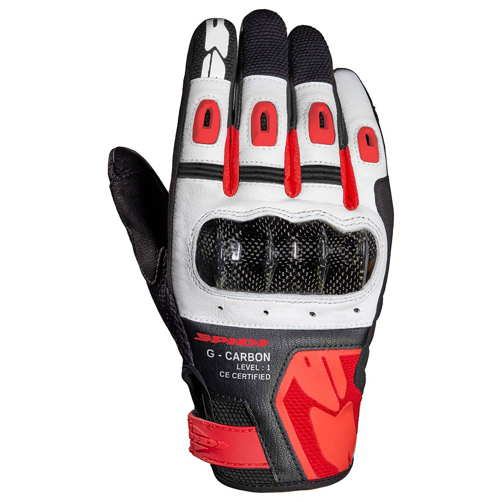 Gloves G-carbon from Spidi